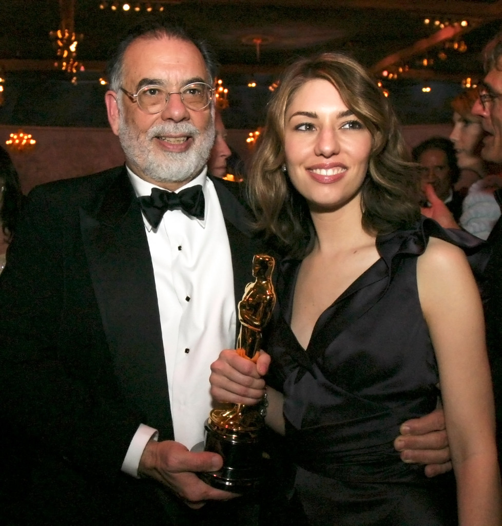 Sofia Coppola, Francis Ford Coppola, 2004 Academy Awards, Oscars